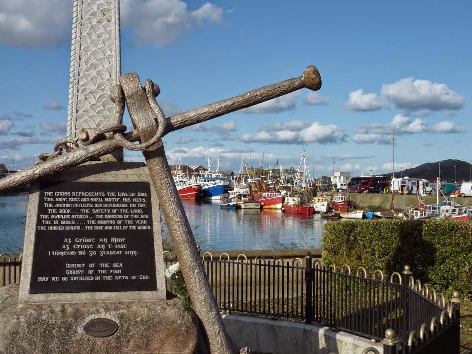 Howth Harbour Memorial