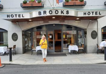 Brooks Hotel Book of the Month